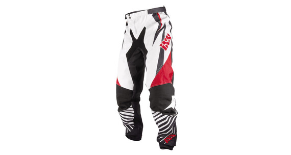 iXS Invader Comp Pants red